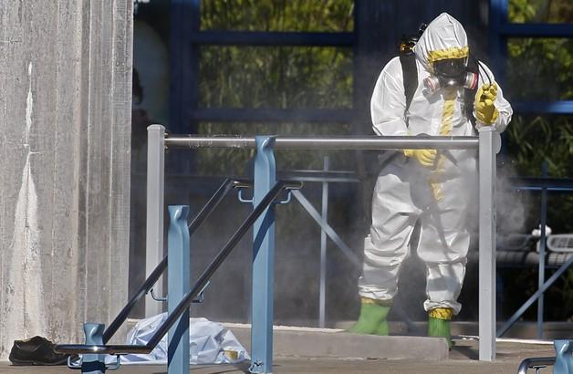 USA: zachęcające wyniki testów szczepionki przeciwko eboli