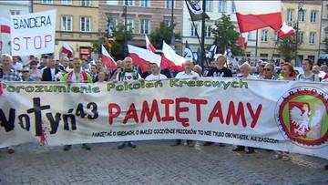11-07-2016 20:38 Będzie miesięcznica wołyńska? Zapowiada ją Ruch Społeczny Porozumienie Pokoleń Kresowych