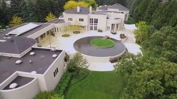 2015-11-21 Dom Michaela Jordana na sprzedaż! (WIDEO)