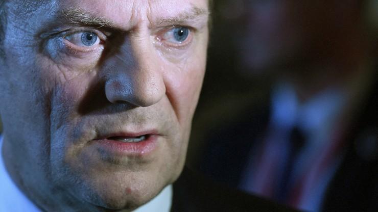 Rząd nie zajął stanowiska ws. poparcia kandydatury Tuska