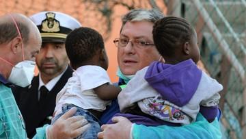 24-10-2016 17:47 Rok 2016 rekordowy pod względem liczby migrantów we Włoszech