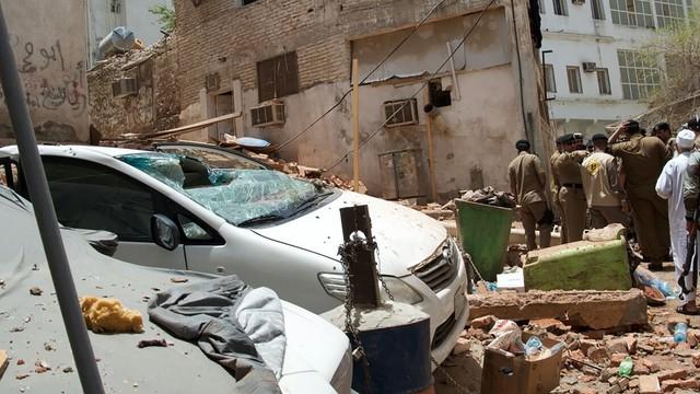 Saudyjskie siły bezpieczeństwa udaremniły zamach na Wielki Meczet w Mekce