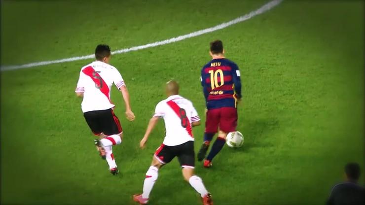 Messi i Ronaldo w jednym zespole. Zobacz jak grają