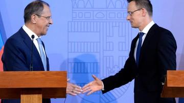 25-05-2016 15:53 Węgry: decyzja o sankcjach UE na Rosję musi być transparentna