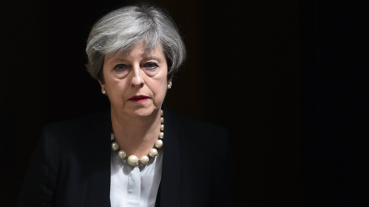 May: wojsko wesprze policję. Najwyższy poziom zagrożenia w Wielkiej Brytanii