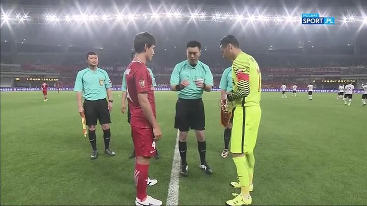 Shanghai SIPG - Hebei Fortune FC 3:0. Skrót meczu