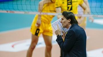 2017-12-04 Siatkarski gigant pożegnał się z trenerem po dwóch miesiącach