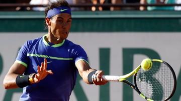 2017-06-11 French Open: Nadal zagra o 10. tytuł w Paryżu
