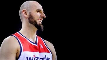 2017-03-18 NBA: Osiem punktów Gortata, Wizards wygrali z Bulls