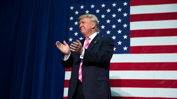 """21-08-2016 19:26 Szef kampanii Clinton: Trump może być """"marionetką Kremla"""""""