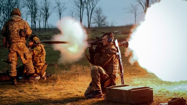Znaczne pogorszenie sytuacji w Donbasie
