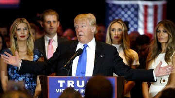 04-05-2016 05:19 Zdecydowane zwycięstwo Trumpa w Indianie. Cruz rezygnuje