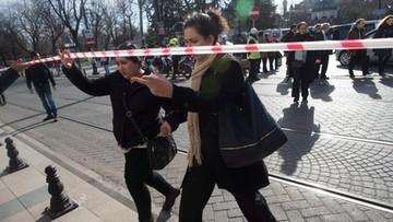 13-01-2016 08:35 Turcja: aresztowano trzech Rosjan podejrzanych o związki z Państwem Islamskim