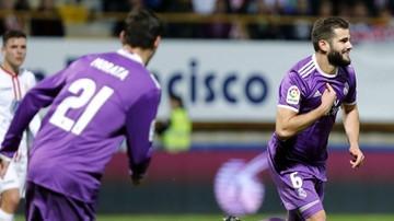 2016-10-26 Spektakularny gol gracza Realu. Królewscy demolują w Pucharze Króla (WIDEO)