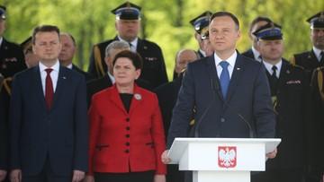 Łapiński: prezydent na 100 proc. złoży wniosek ws. referendum konstytucyjnego