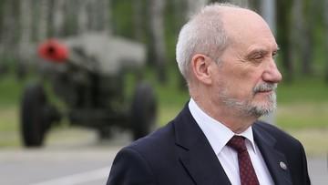 24-05-2017 09:22 Komisja obrony przeciw wotum nieufności dla Macierewicza