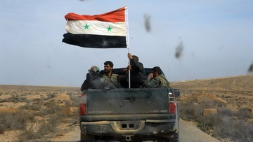 21-03-2016 13:40 Rosja ostrzega USA: użyjemy siły, by zapobiec naruszaniu rozejmu w Syrii
