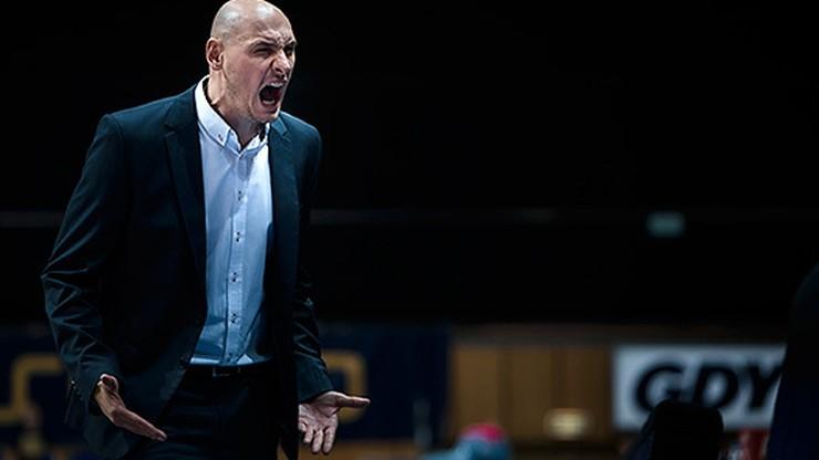 Trener Asseco: Jak ktoś jest młody i ambitny, to niech do nas przyjeżdża