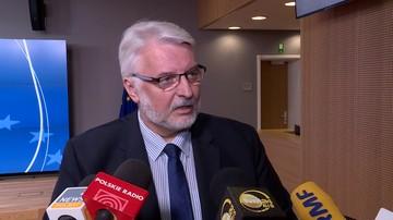 26-05-2017 17:42 Waszczykowski: być może projekt integracji UE jest zbyt ambitny