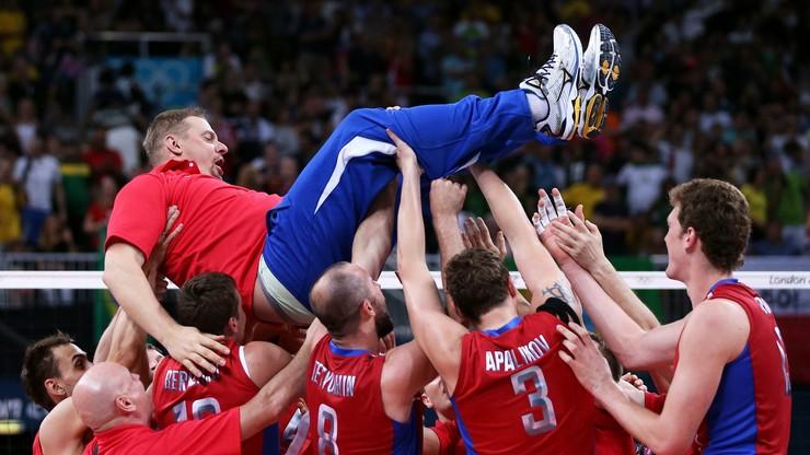2017-01-22 Giba: Rosjanie grali na dopingu! Chcemy olimpijskiego złota z 2012 roku!
