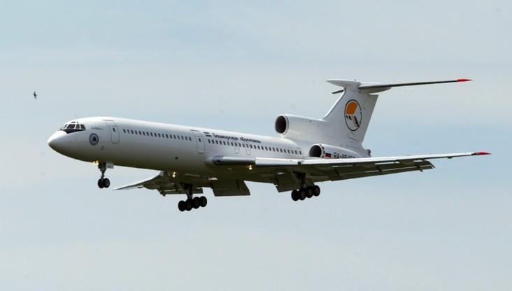 Rosjanie uziemili wszystkie Tu-154. Powodem katastrofa nad Morzem Czarnym