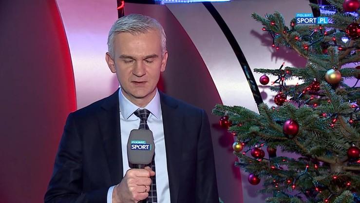 Sportowcy i trenerzy złożyli życzenia noworoczne widzom Polsatu Sport