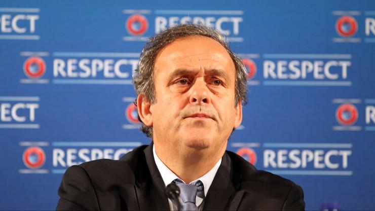 Portugalia - Francja: Platini nie przyjedzie na finał