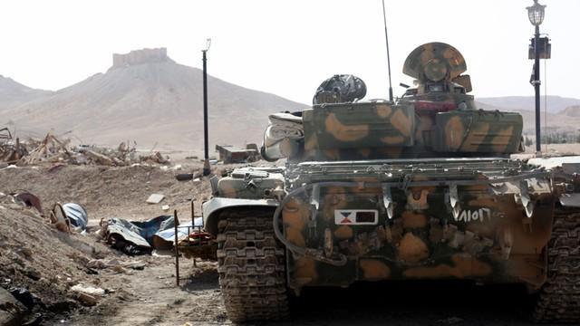 Rosja wysłała żołnierzy do Syrii - tak twierdzą anonimowi przedstawiciele władz USA