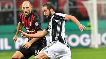 2016-12-23 Superpuchar Włoch: Juventus Turyn - AC Milan. Transmisja w Polsacie Sport i Polsacie Sport News