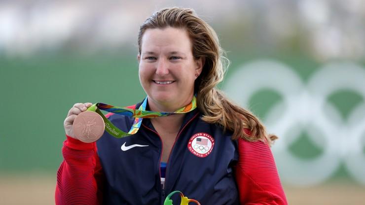 Rio 2016: Rhode szósty raz na podium w szóstych igrzyskach