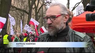 KOD wspiera Trybunał Konstytucyjny. Mateusz Kijowski komentuje wyrok TK