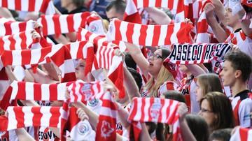 2015-11-08 Siatkarska LM: Polscy kibice stanęli na wysokości zadania