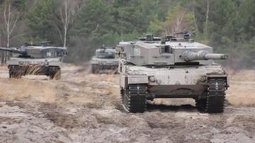 28-12-2015 19:07 Polskie zakłady zbrojeniowe za 2 mld zł zmodernizują czołgi  Leopard