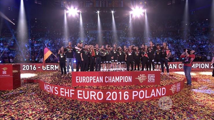 EHF Euro 2016: Niemcy szykują się na huczne obchody w Berlinie