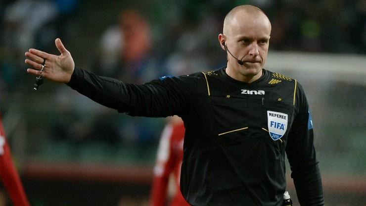 LM: Szymon Marciniak poprowadzi mecz Realu z Romą!