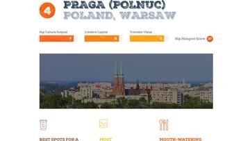 """25-01-2017 11:05 Warszawska Praga czwartą najciekawszą dzielnicą w Europie. """"Nowe miesza się ze starym"""""""