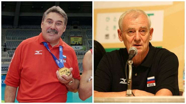 Szlapnikow i Kuzjutkin oficjalnie trenerami reprezentacji Rosji w siatkówce