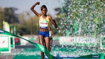 2017-04-09 Maraton w Paryżu: Zwycięstwo kenijskiego małżeństwa, Kowalska siódma