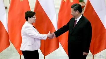 12-07-2017 17:37 Chiński dziennik: inicjatywa pas i szlak wzmacnia polsko-chińskie relacje