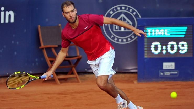 ATP w Sztokholmie: Janowicz przeszedł kwalifikacje