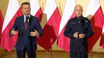 14-12-2017 13:54 Błaszczak: szef MSWiA przejmie nadzór nad policją a o zmianach w rządzie zdecyduje kierownictwo PiS