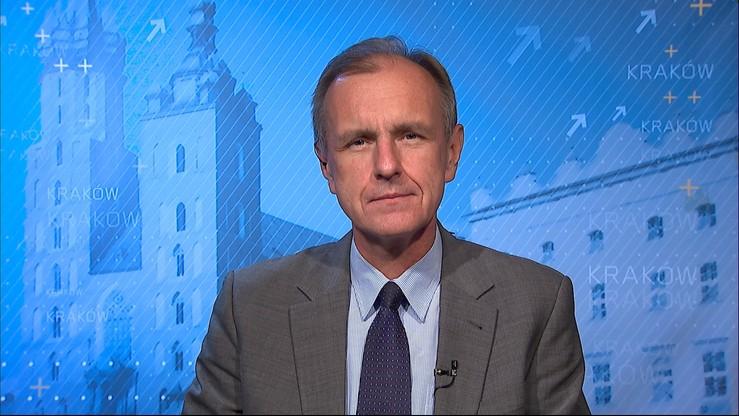 Klich: rządowi potrzeba pieniędzy na Obronę Terytorialną. Dlatego zrezygnował z Caracali