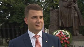 02-02-2017 11:15 Misiewicz w Białymstoku. Straż Miejska nie da posłowi nagrań z monitoringu