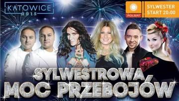 """10-12-2015 13:33 """"Sylwestrowa Moc Przebojów 2015"""" z Telewizją Polsat prosto z serca Katowic"""