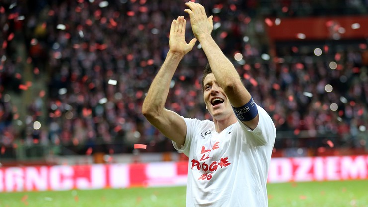 Lewandowski piątym najlepszym piłkarzem świata wg L'Equipe