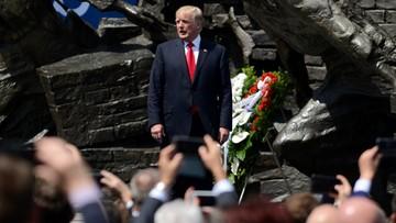 """07-07-2017 08:43 """"Zaciekła obrona zachodnich wartości"""" kontra """"mroczne i prowokujące"""". Zróżnicowane reakcje amerykańskich mediów na wizytę Trumpa w Polsce"""