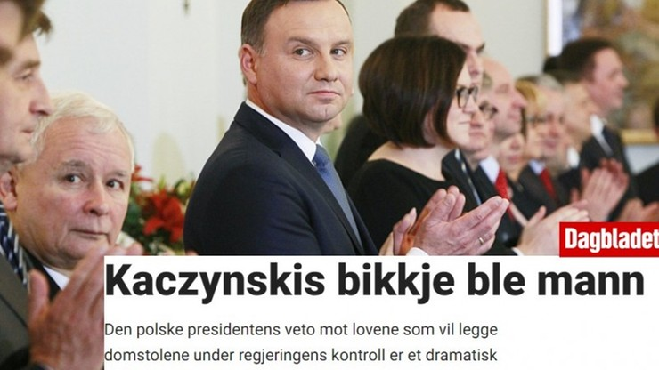 """""""Pies Kaczyńskiego stał się mężczyzną"""". Ambasada RP w Oslo zażądała przeprosin od Norwegów"""