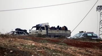 17-12-2016 09:48 Syria: rebelianci poinformowali o nowym porozumieniu ws. ewakuacji Aleppo