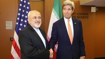 20-04-2016 05:38 Szefowie dyplomacji USA i Iranu o realizacji porozumienia nuklearnego