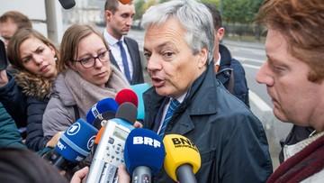 27-10-2016 18:39 Nieoficjalnie: belgijska deklaracja ws. CETA zaakceptowana. Otwarta droga do podpisania umowy